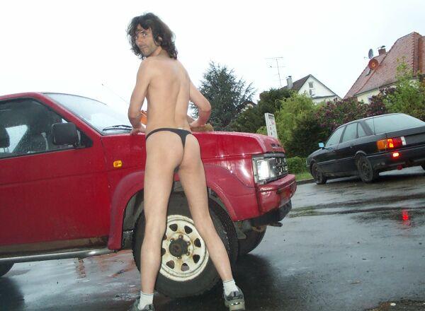 deutschland Auto Waschen