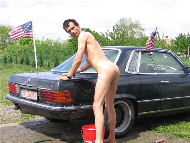 stuffing Auto Waschen