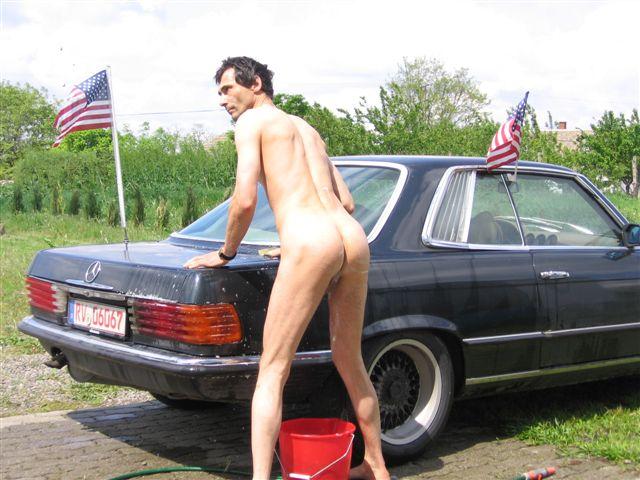 Tanga Auto Waschen