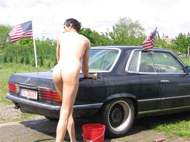 underwear Auto Waschen
