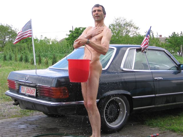 haus Auto Waschen
