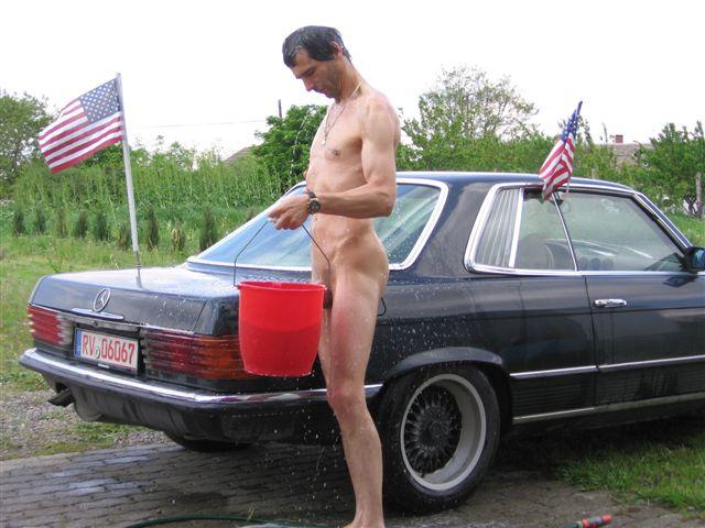 panties Auto Waschen