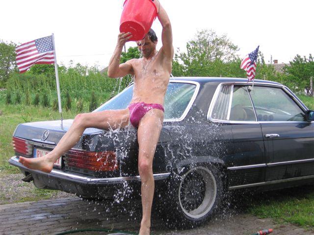 optimierung Auto Waschen