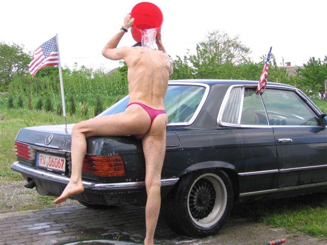 Engine Auto Waschen