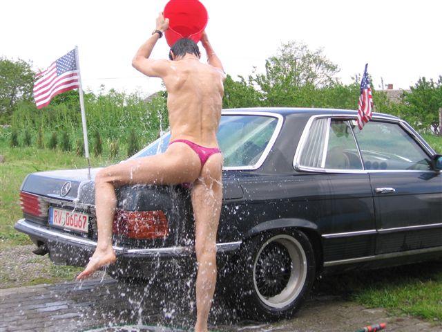 Neighbourhood Auto Waschen