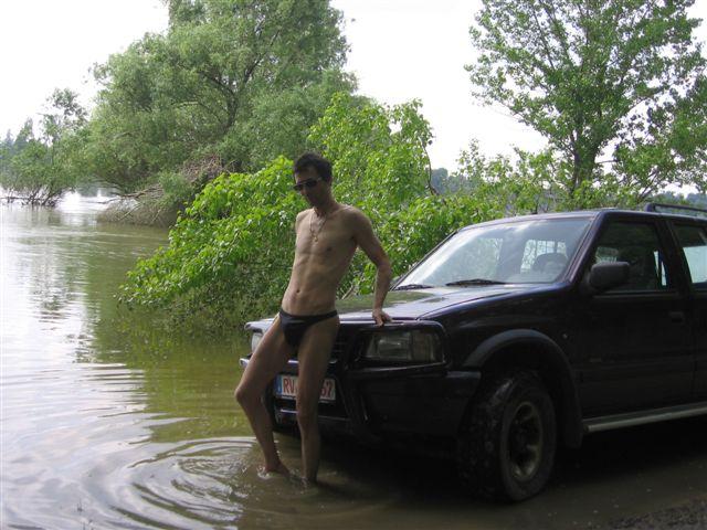 spiegeleier Auto Waschen