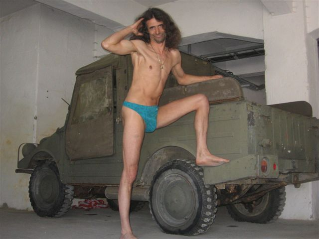 underwear Autoshow