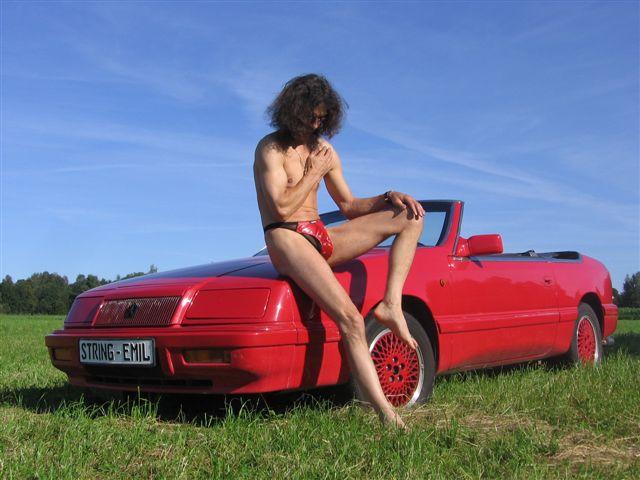 sexy page Autoshow
