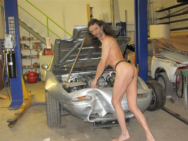 urlaub Autowerkstatt