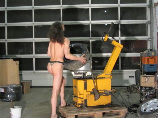 sexy page Autowerkstatt