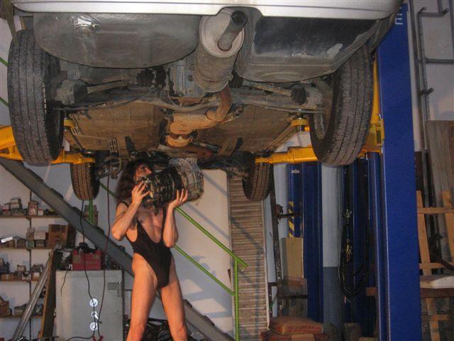 Zuerich Autowerkstatt