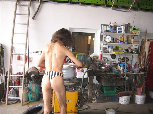 Deckenpfronn Autowerkstatt