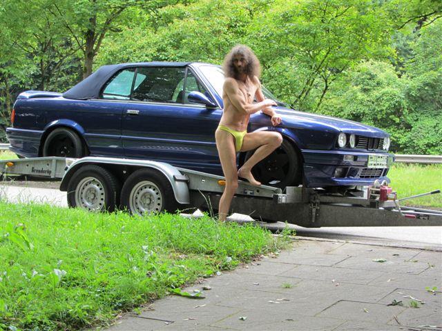 Desingerode BMW