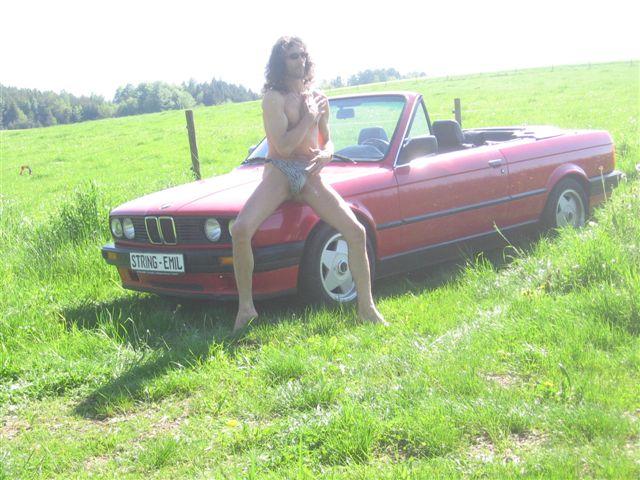 sportwagen BMW