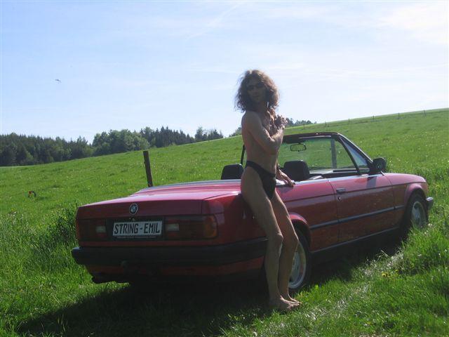 In der Schweiz BMW