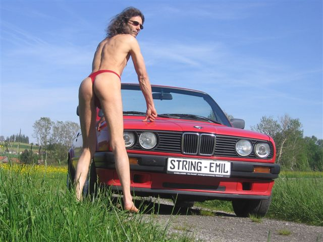 brief BMW