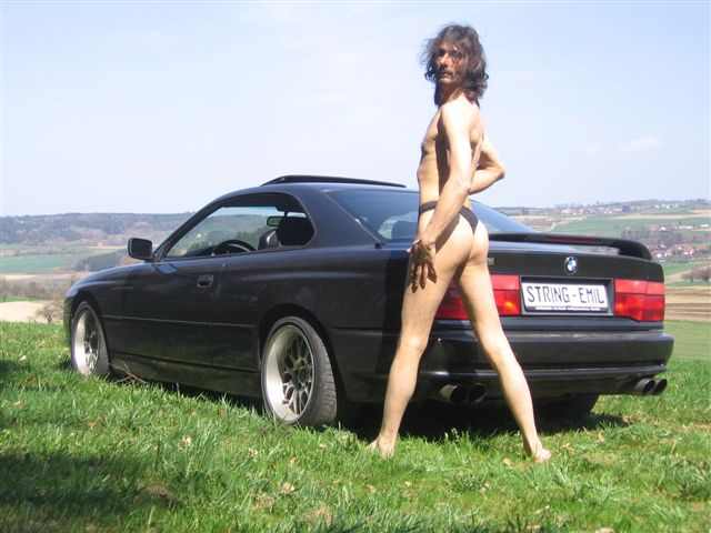 Beachwear BMW