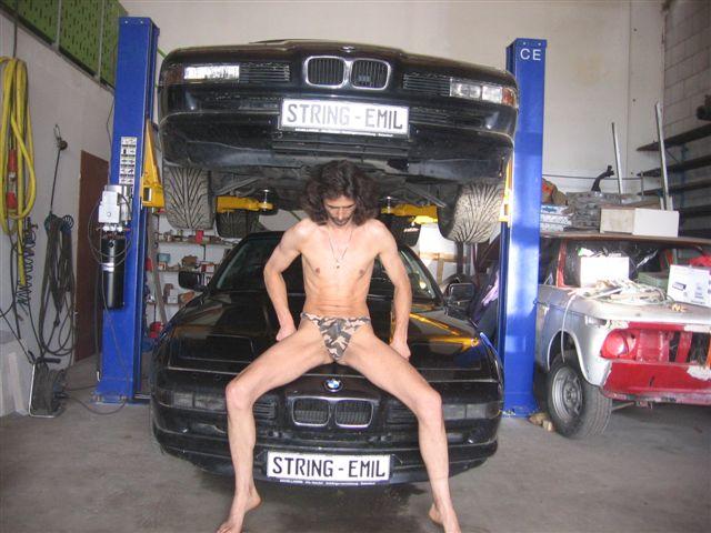 stuffing BMW