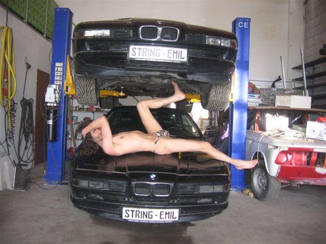 bikini Index BMW