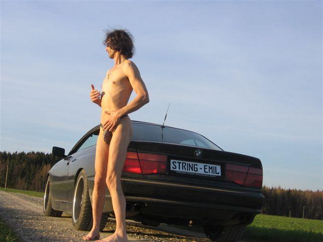Sachsen Sayda BMW