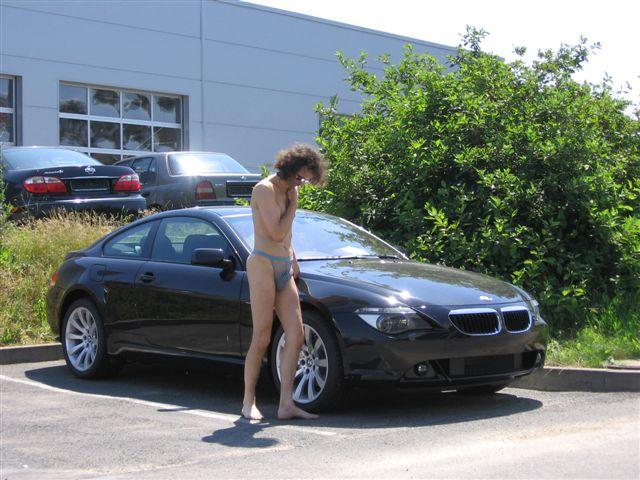 Superministringbikini BMW