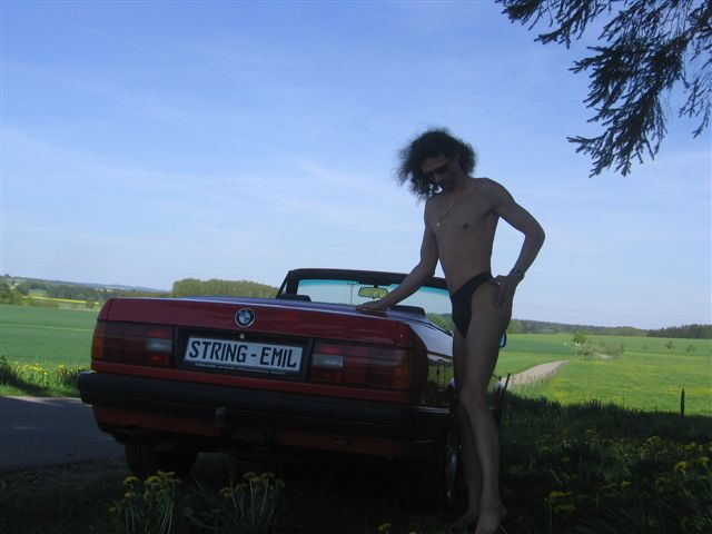 Tanga BMW