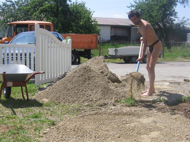Ferien Baustelle