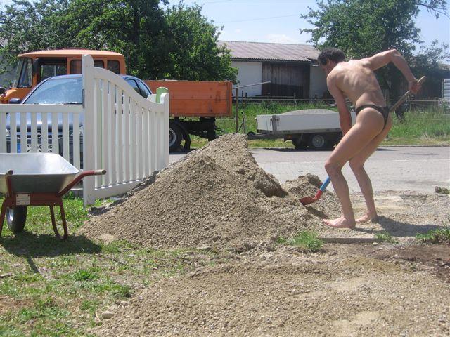 bikinimode Baustelle