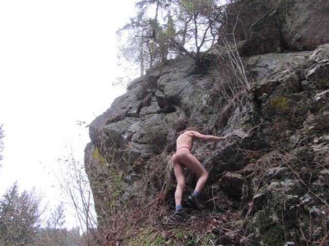 underwear Bergsteigen