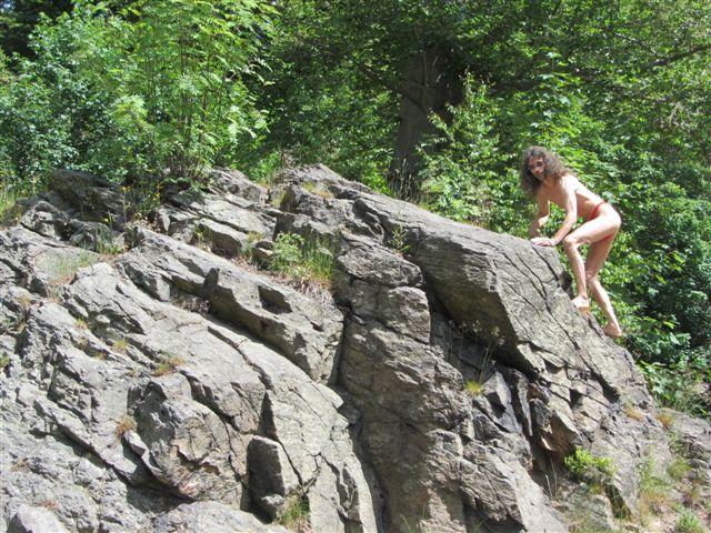 brief Bergsteigen