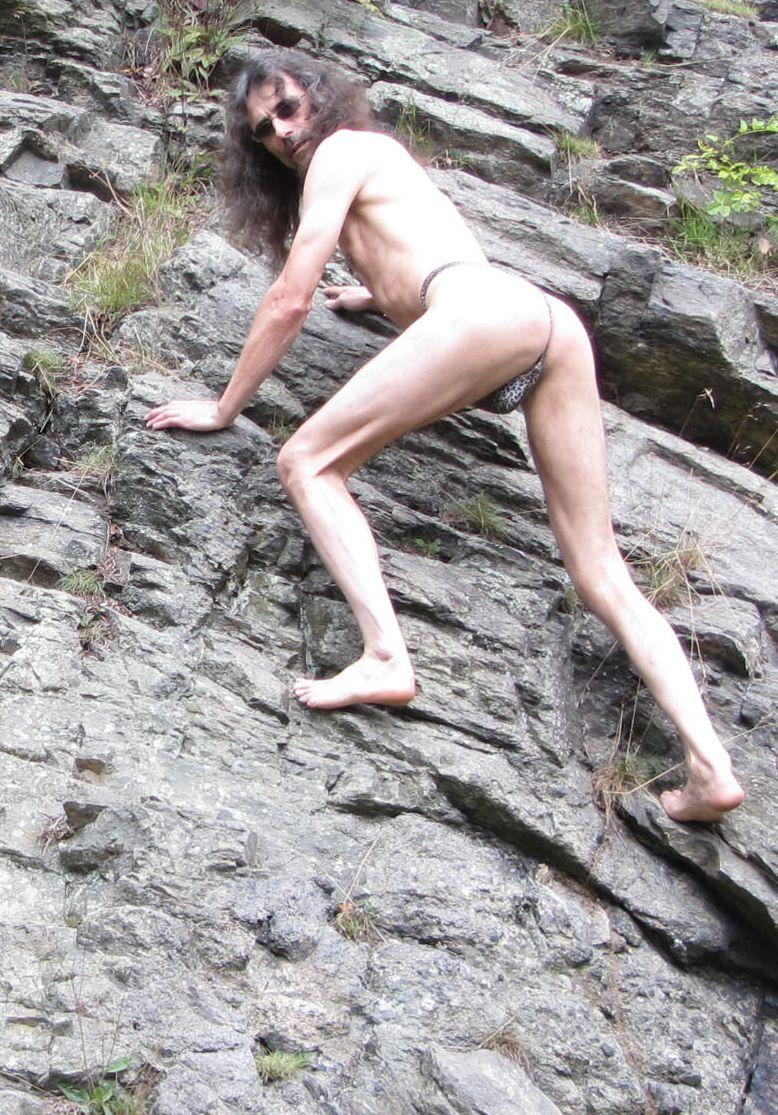 string Bergsteigen