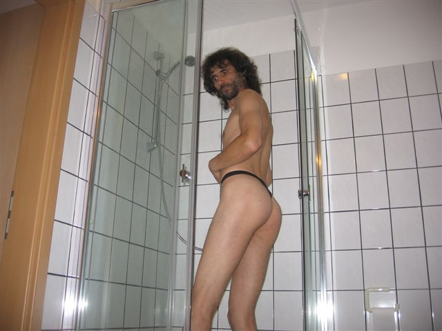 brasilianisch Dusche