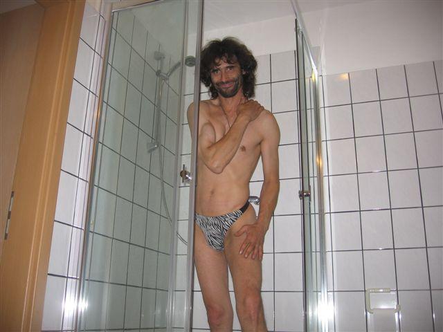 Ferien Dusche