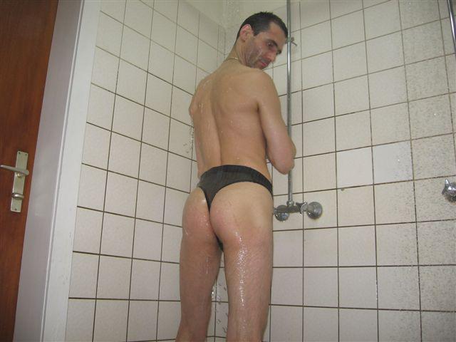 bikinimode Dusche