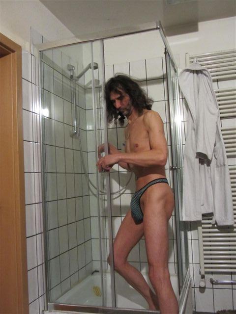 urlaub Dusche