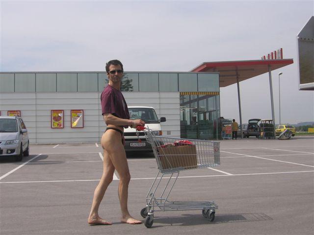Ferien Einkaufen