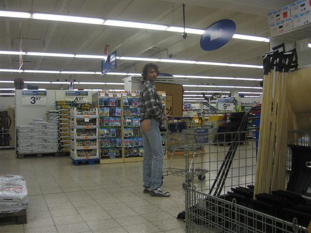 hipster Einkaufen