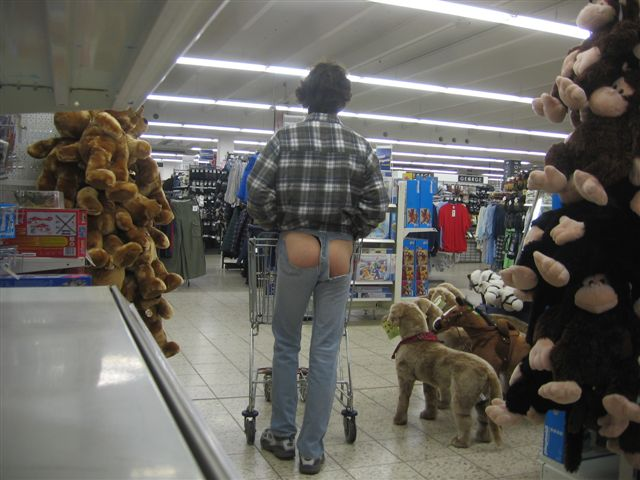 In der Schweiz Einkaufen
