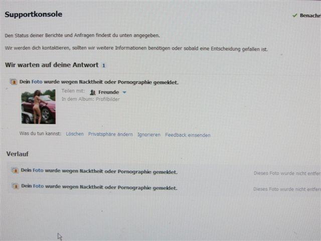 bikini Index Facebook Zensur