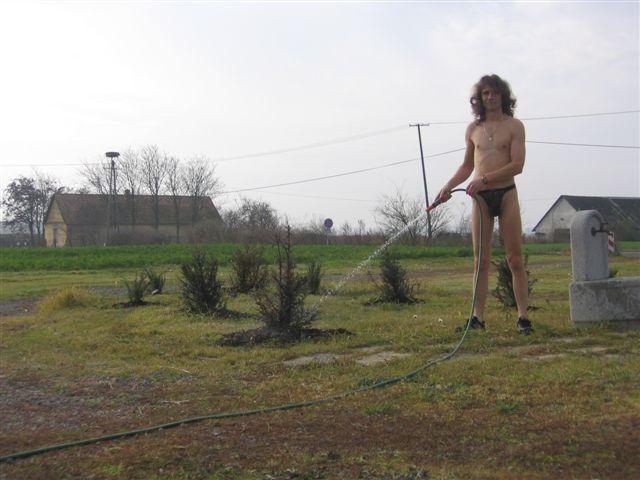 Bodensee Gartenarbeit