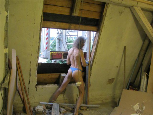 tiny bikini Heimarbeit