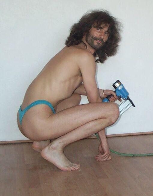 underwear Heimarbeit