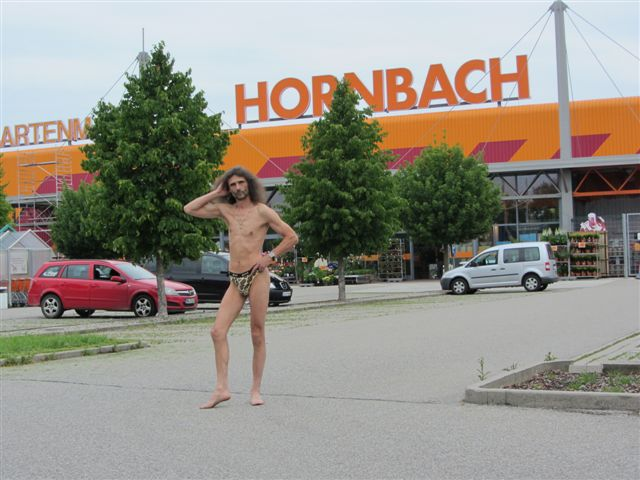 Men String Tanga Hornbach