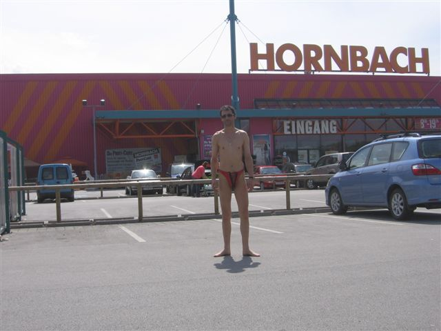 sexy page Hornbach