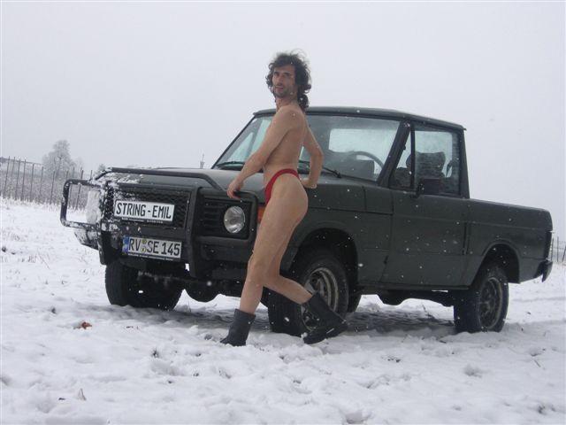 Swim Im Schnee