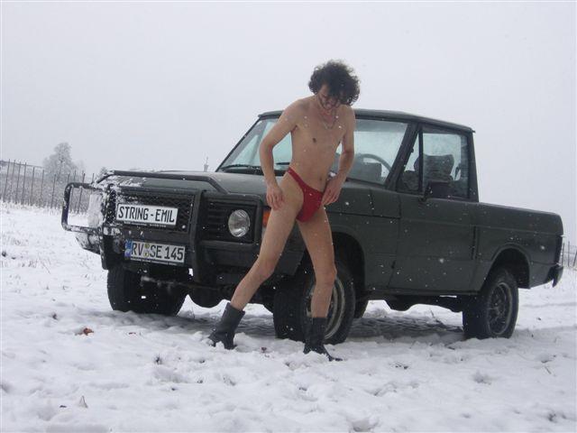 Augustusburg Im Schnee