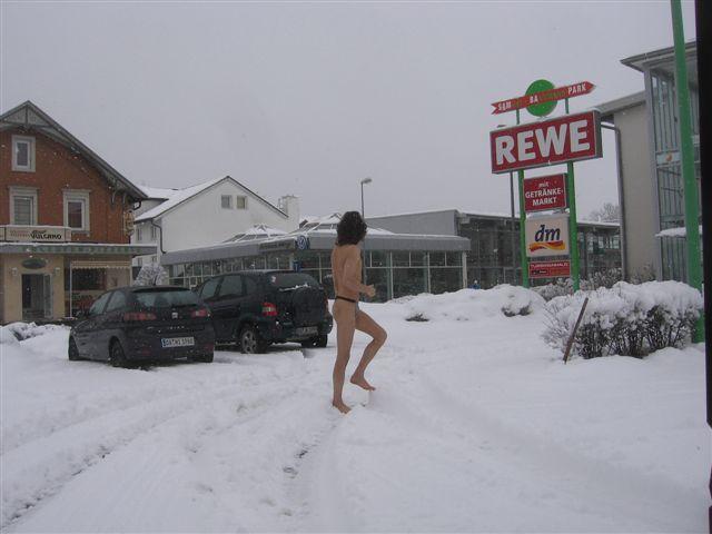 Ueberlingen Im Schnee