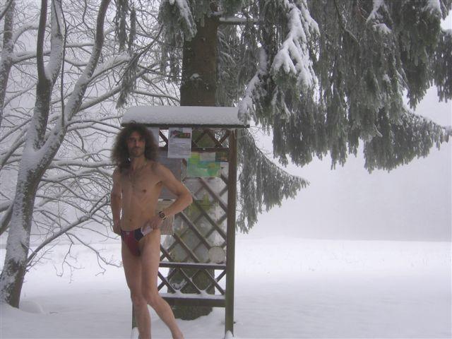 Weismain Im Schnee