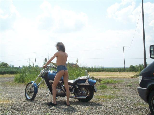 Kollektion Motorrad