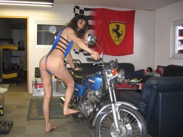 hot Motorrad